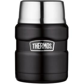 Thermos King - Gourde - 450ml noir